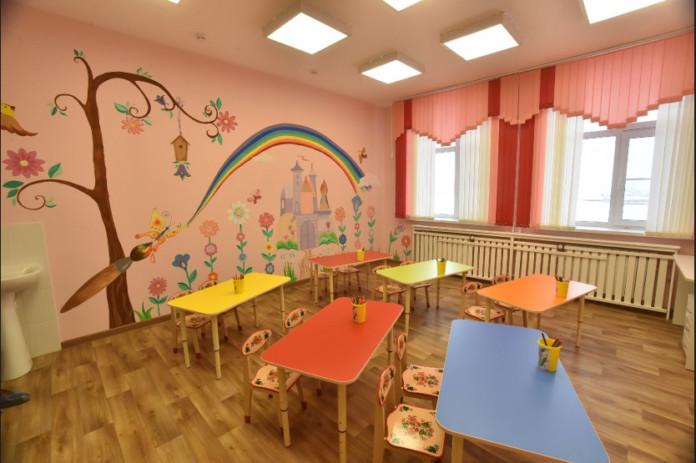 Детский сад в Криводановке