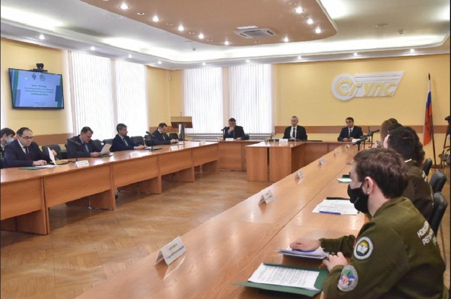 Новосибирские студотряды помогут в строительстве центра СКИФ и четвёртого моста через Обь - Фотография