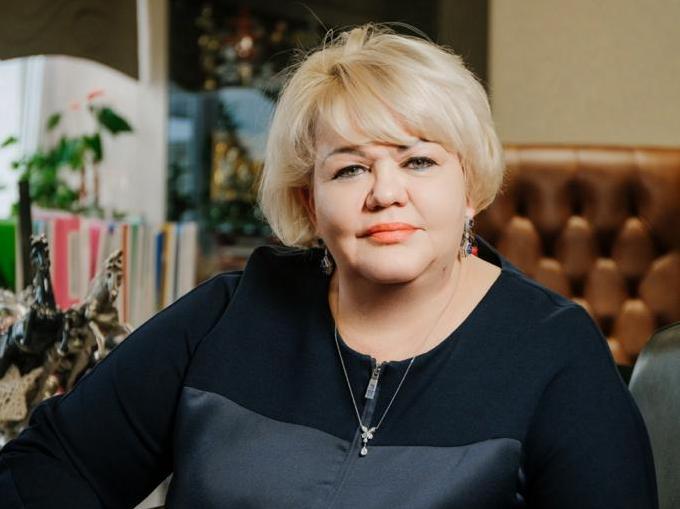 Елена Дробина