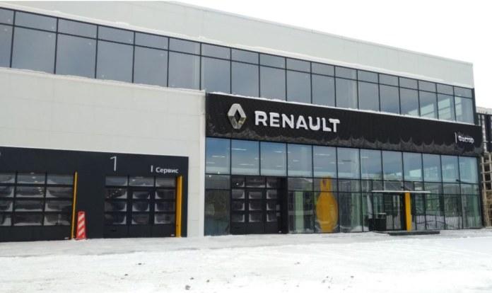 Миниатюра для: В Новосибирске открылся второй дилерский центр Renault