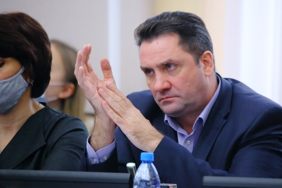 Тактическая победа Локтя: что предшествовало отчету мэра Новосибирска? - Фотография