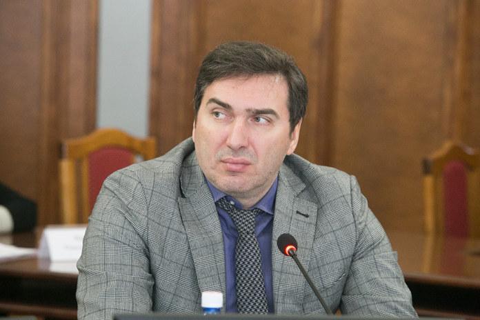 Министр здравоохранения Новосибирской области Константин Хальзов