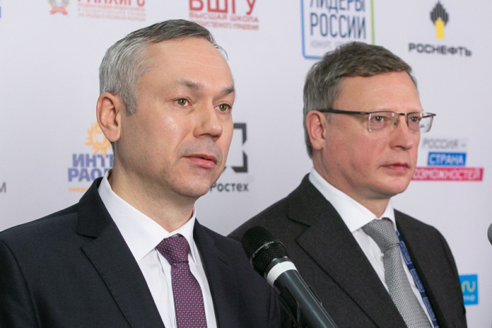 Миниатюра для: Сибирским губернаторам измерили влияние