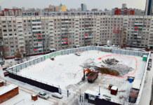 Конфликт вокруг новостройки на Красноярской