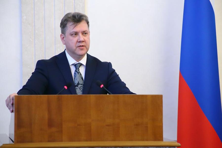 Содержание поправок в областное налоговое законодательство - Виталий Голубенко
