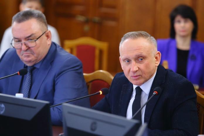 Миниатюра для: В Заельцовском бору Новосибирска запретят строительство
