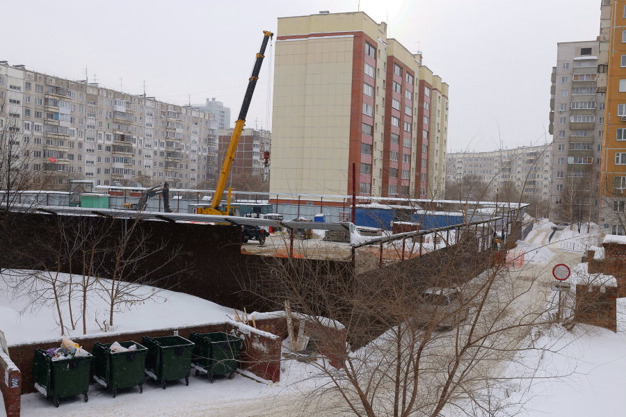 История конфликта вокруг новосибирской новостройки на Красноярской