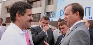 Дмитрий Верховод и Владимир Никонов
