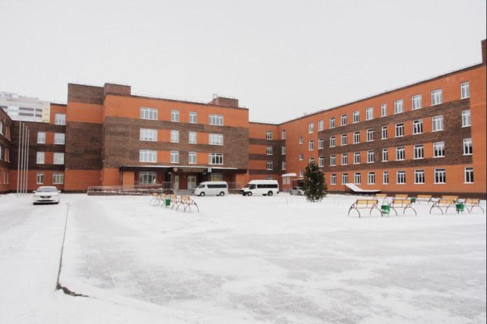 Школа в Краснообске