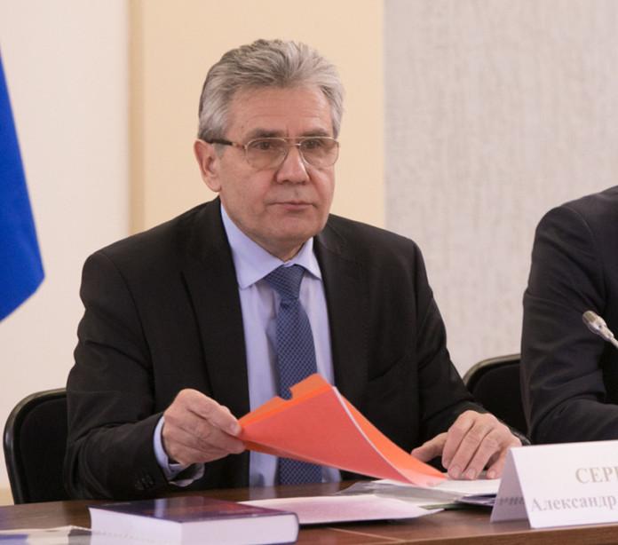 Миниатюра для: Президент РАН проверит в Новосибирске работу над проектами-«стомиллионниками»