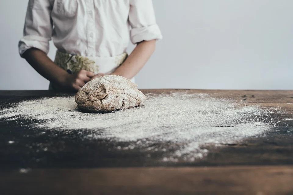 Пекарня, хлеб