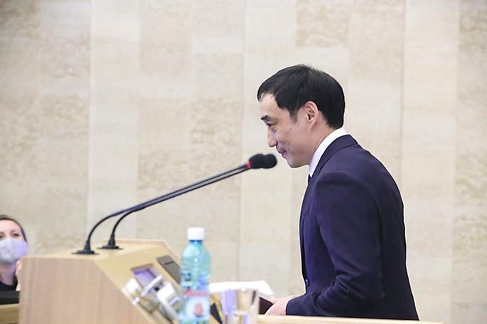 Новосибирский бизнесмен Андрей Пак вошёл в состав счетной комиссии регионального парламента