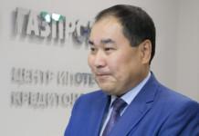 Вице-президент Газпромбанка Намжил Урбанаев