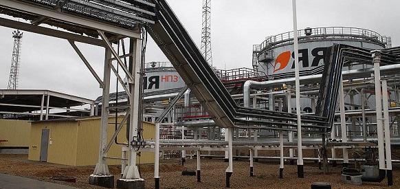 Миниатюра для: В Кемеровской области завершен второй этап строительства Яйского НПЗ