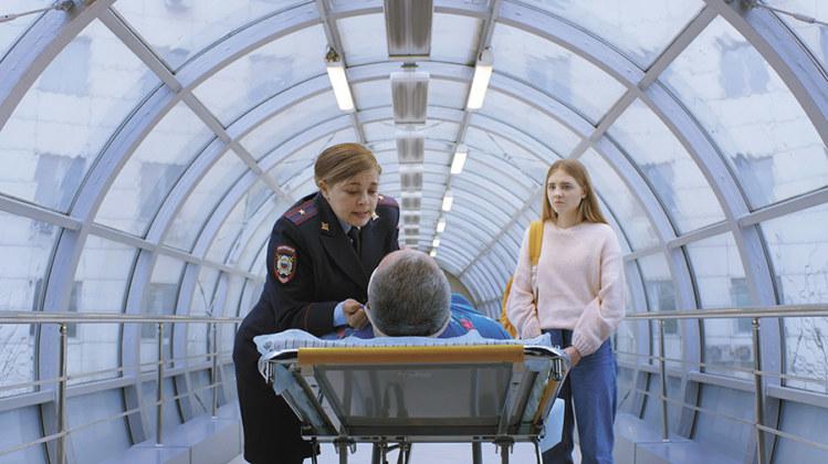 Слава Росс представит фильм «Только серьезные отношения» - Фотография