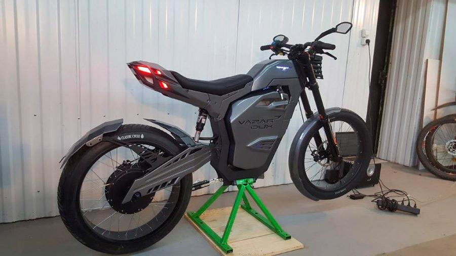 Электромотоцикл Vazar DUX