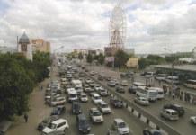 Развитие транспортной инфраструктуры Новосибирска