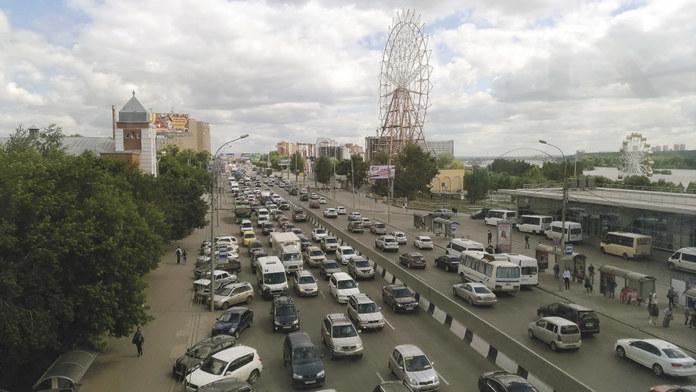 Миниатюра для: Получит ли импульс развитие транспортной инфраструктуры Новосибирска?