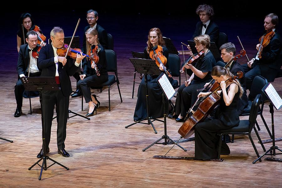 Транссибирский Арт-фестиваль Валерий Гергиев и Игорь Бутман