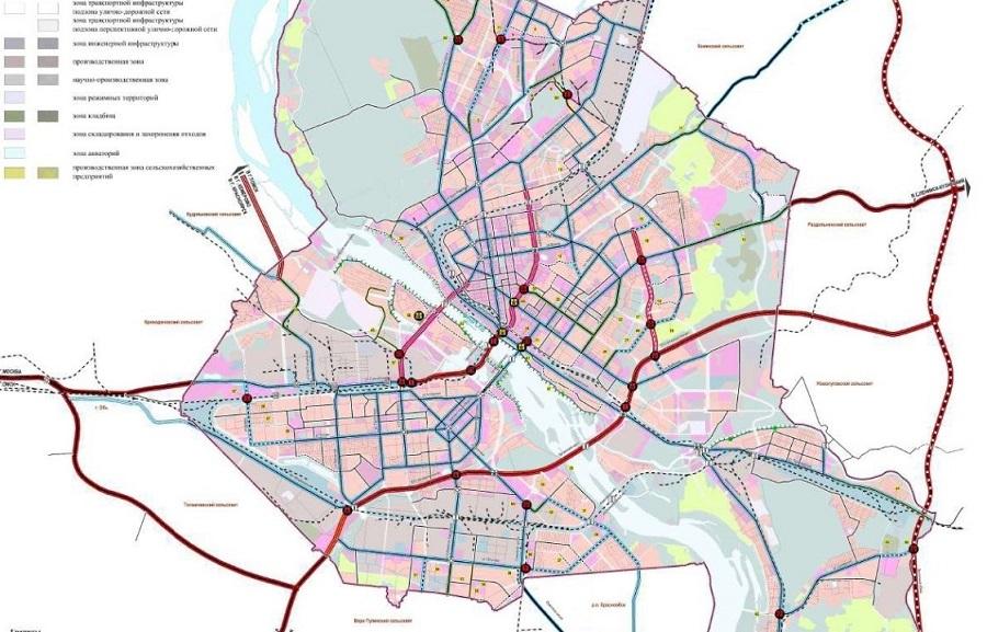 Получит ли импульс развитие транспортной инфраструктуры Новосибирска? - Изображение