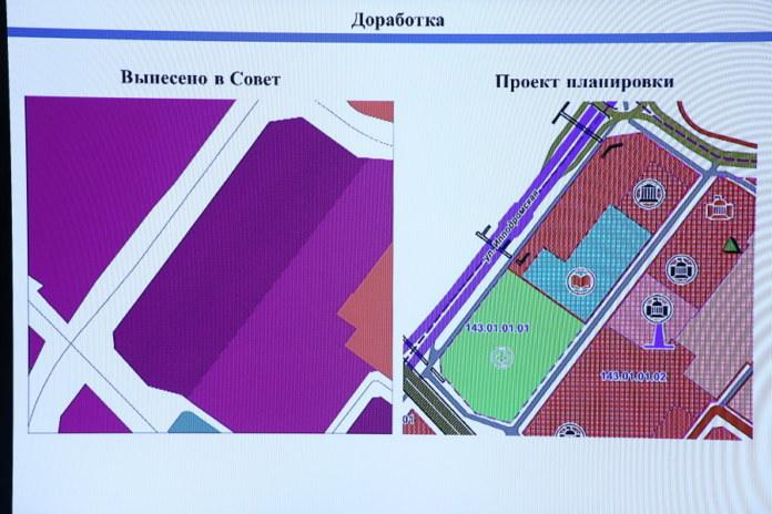 Миниатюра для: Рядом с центром «Сибирь-Хоккайдо» в Новосибирске появится сквер