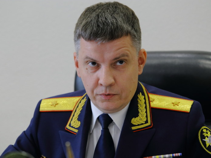 Миниатюра для: Глава СУ СКР по Новосибирской области временно отстранен от должности на время проверки