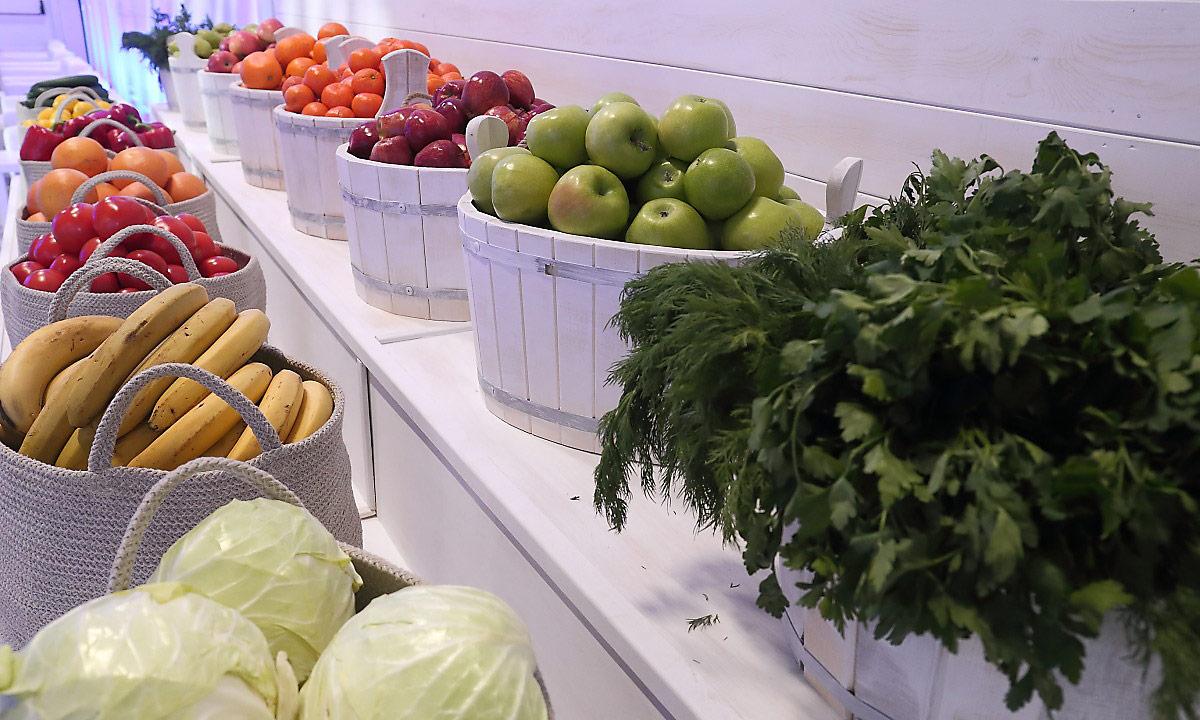 РосАгроМаркет овощи и фрукты