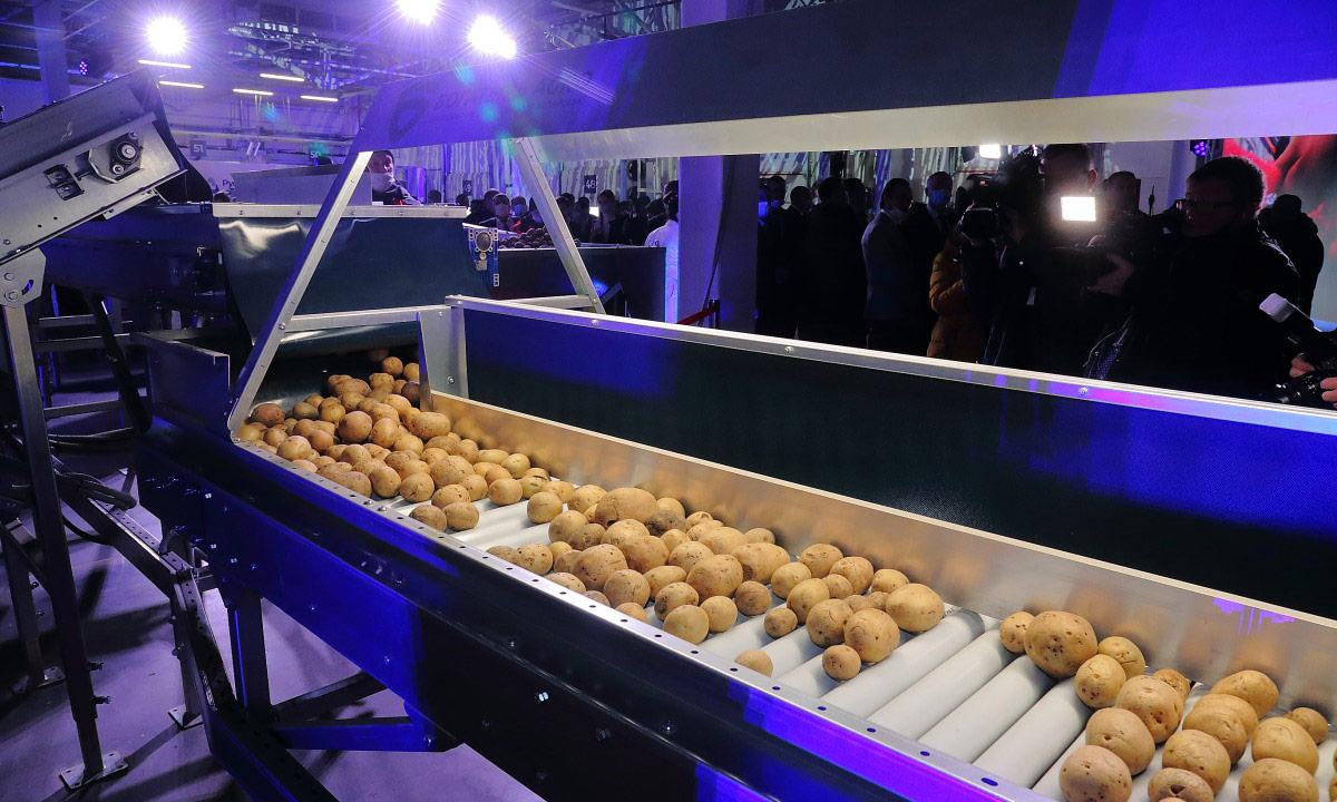 РосАгроМаркет картофель