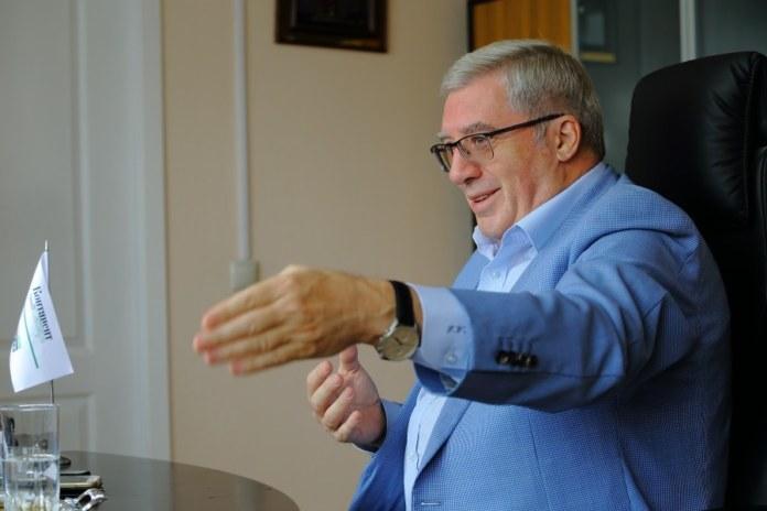 Миниатюра для: Виктор Толоконский:  «Материал Счётной палаты по красноярской универсиаде должен быть полезным»