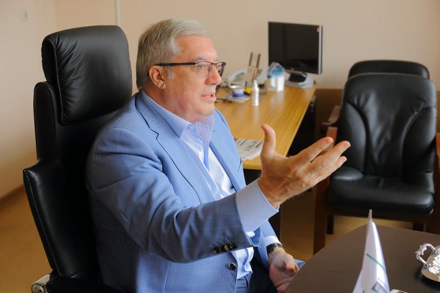 Виктор Толоконский:  «Материал Счётной палаты по красноярской универсиаде должен быть полезным» - Фото