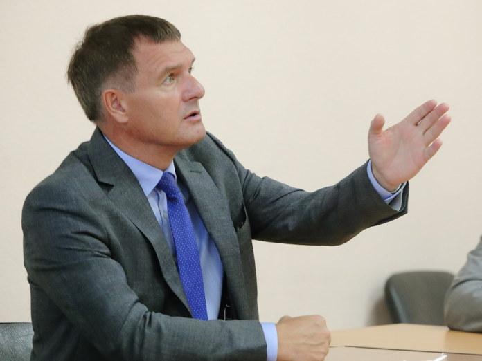 Миниатюра для: Департамент промышленности мэрии Новосибирска временно возглавит Виталий Витухин