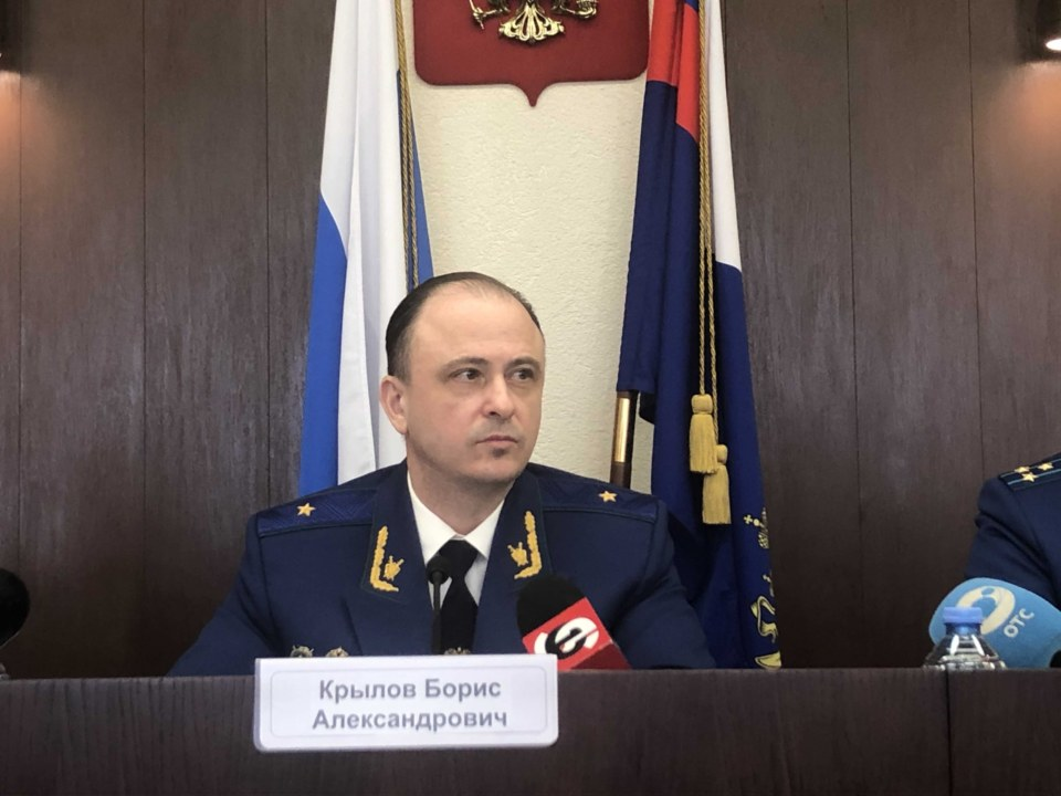 Борис Крылов