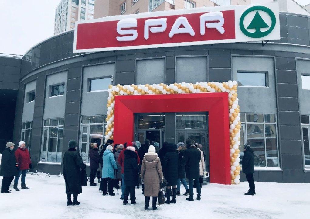 Томская сеть SPAR