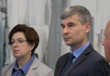 Ирина Мануйлова и Алексей Васильев