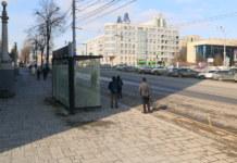 Площадь Свердлова в Новосибирске