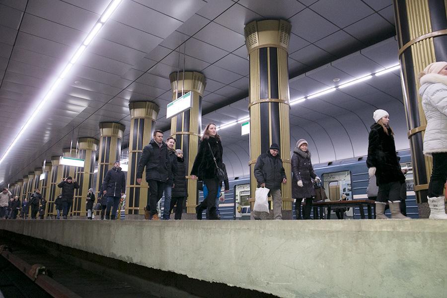 Дзержинская линия метро
