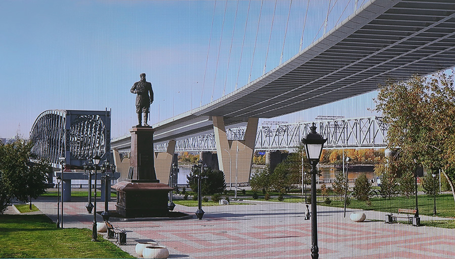 Четвертый мост через Обь