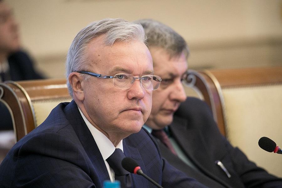Виктор Толоконский:  «Материал Счётной палаты по красноярской универсиаде должен быть полезным» - Картинка