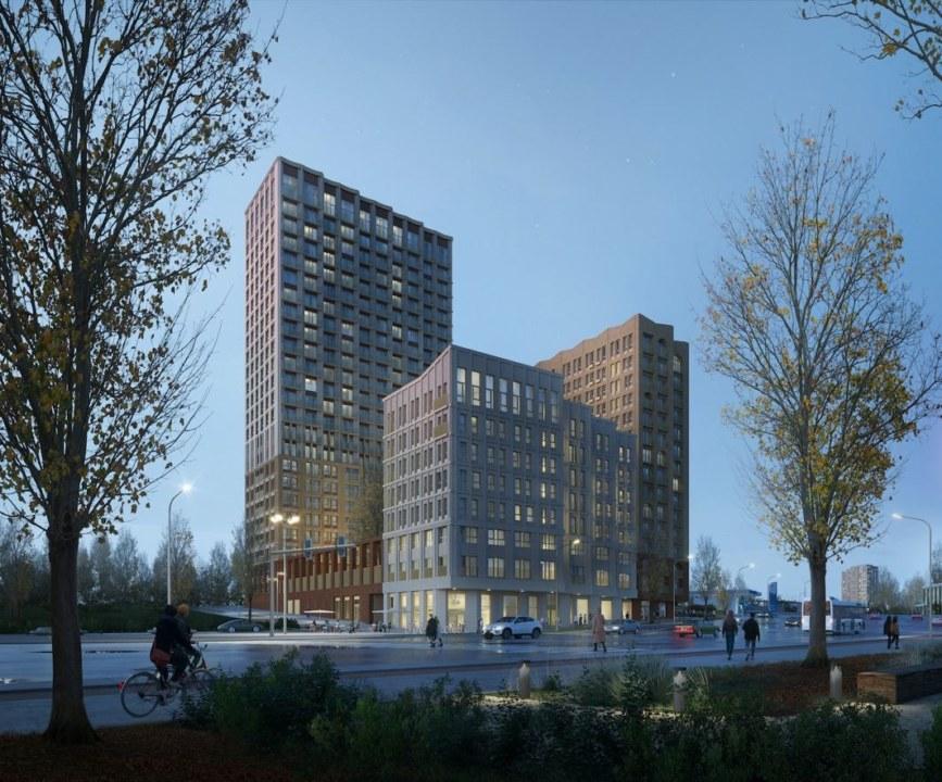 Тимур Саттаров построит в Новосибирске новый квартал - Фотография