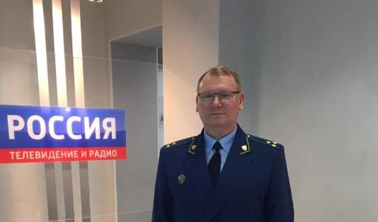 Миниатюра для: Новосибирских прокуроров поменяли местами