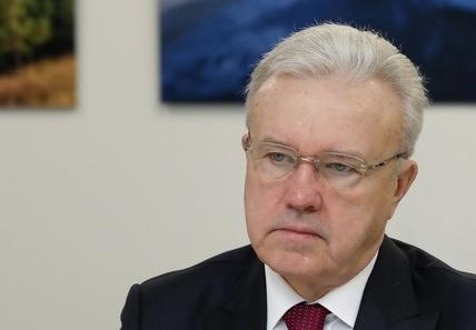 Миниатюра для: Кремль: Встреча красноярского губернатора с президентом пока ожидается