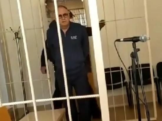 Миниатюра для: Суд избрал меру пресечения новосибирскому бизнесмену Сергею Проничеву