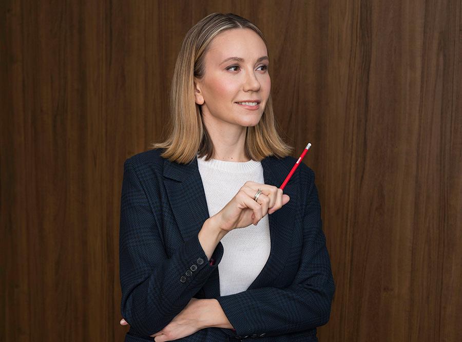 Юлия Завьялова Заместитель генерального директора Новосибирский квартал