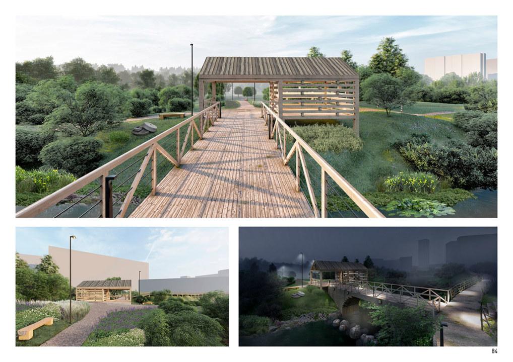 дизайн-проект «Зеленый Новосибирск»