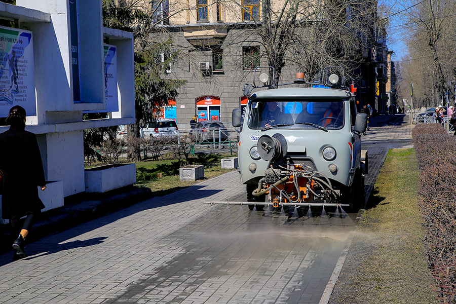 дорожный ремонт