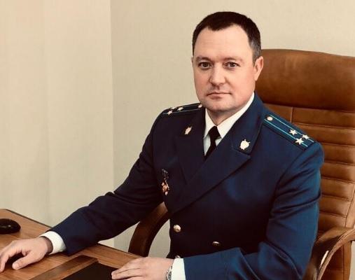 Новосибирских прокуроров поменяли местами - Фотография