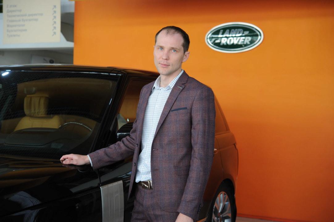 «Альбион Моторс» получила награды от российского дистрибьютора Jaguar Land Rover - Фотография