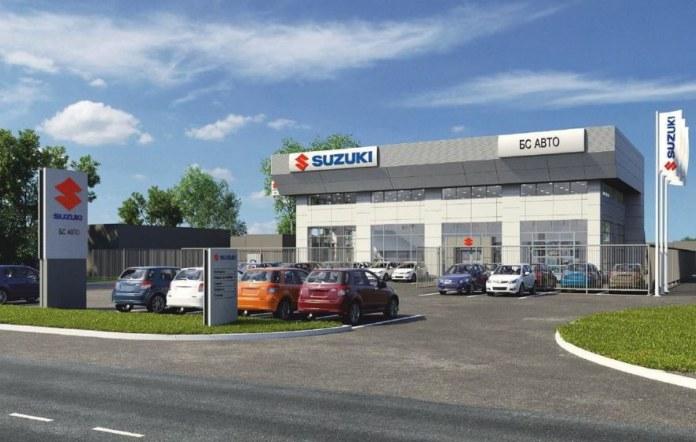 Миниатюра для: Suzuki возвращается в Алтайский край