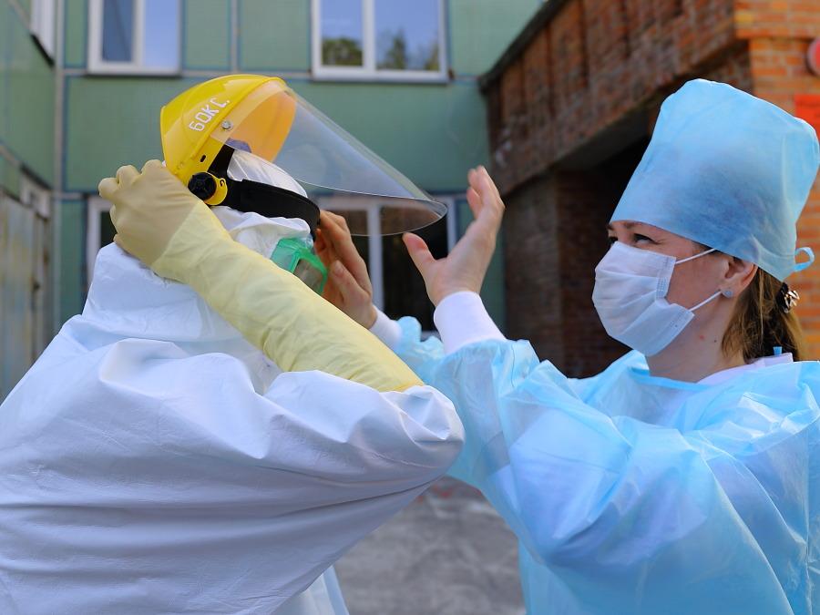 борьба с коронавирусом