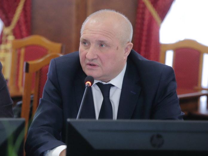 Миниатюра для: Депутаты Заксобрания разошлись в оценке работы бизнес-омбудсмена Новосибирской области
